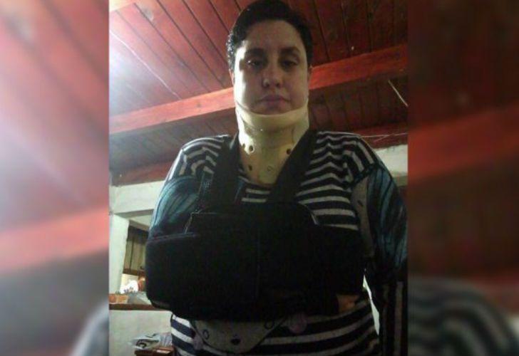 Julieta Petrolo es maestra en una escuela de Entre Ríos, donde fue atacada por un alumno.