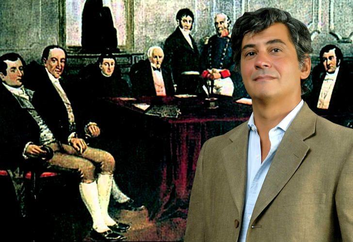 Daniel Balmaceda revela los mitos y secretos de la Revolución de Mayo.