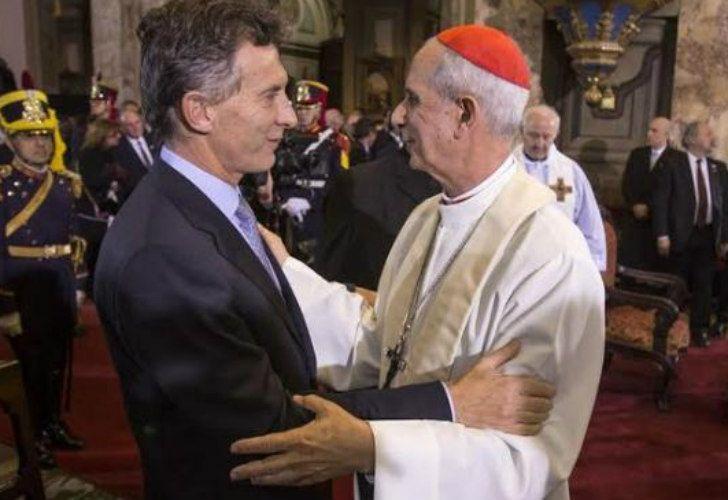 Mauricio Macri superó los problemas de salud y asistirá al tradicional Tedeum del 25 de Mayo.