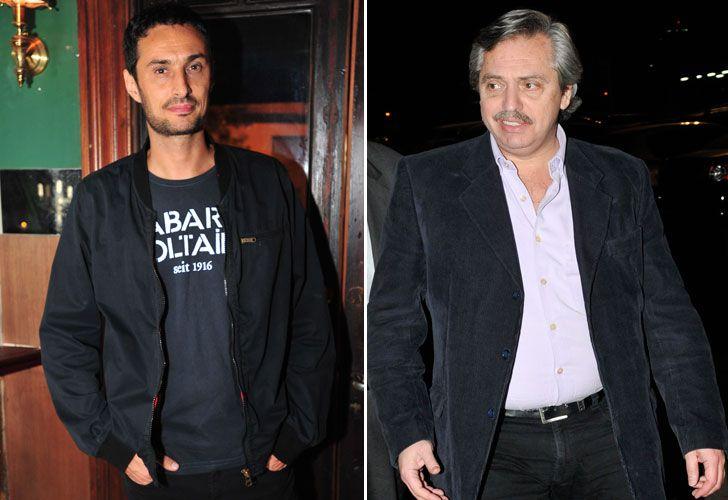 Daniel Tognetti y Alberto Fernández