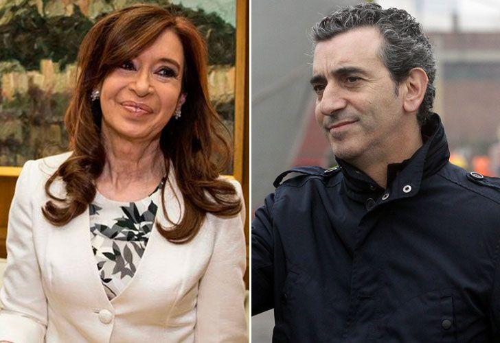 CFK y Randazzo encuesta