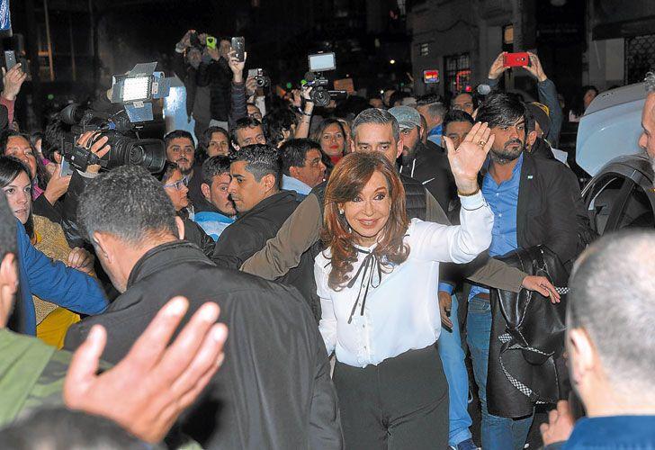 Incertidumbre. La definición de Cristina Kirchner tiene en vilo a los dirigentes peronistas.
