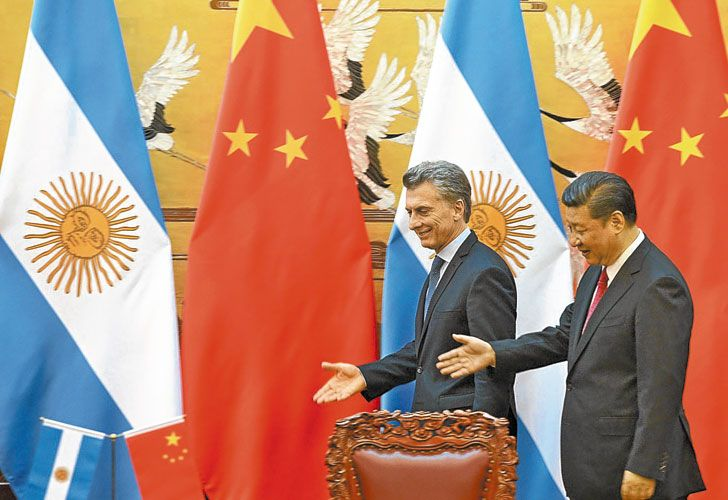 Gira. El convenio por la construcción de las plantas nucleares fue uno de los temas centrales del reciente viaje presidencial a China.