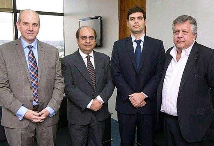 FISCALES. Argentinos, brasileños y el caso Odebrecht.