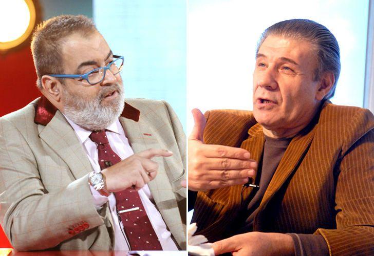 Jorge Lanata y Víctor Hugo Morales, los periodistas preferidos de la gente.