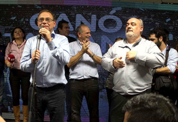 Corrientes: el candidato de Cambiemos, Eduardo Tassano, proclamó su victoria en la elección para la intendencia.