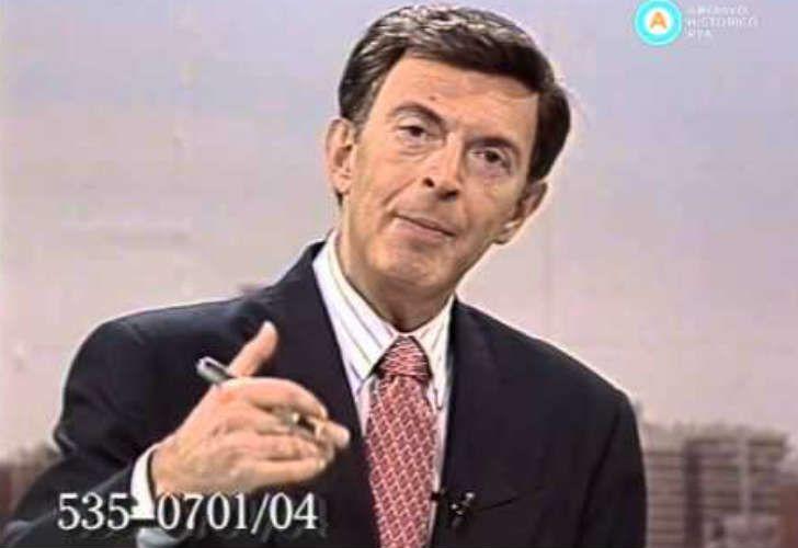 Mario Socolinsky, precursor de la pediatría televisada