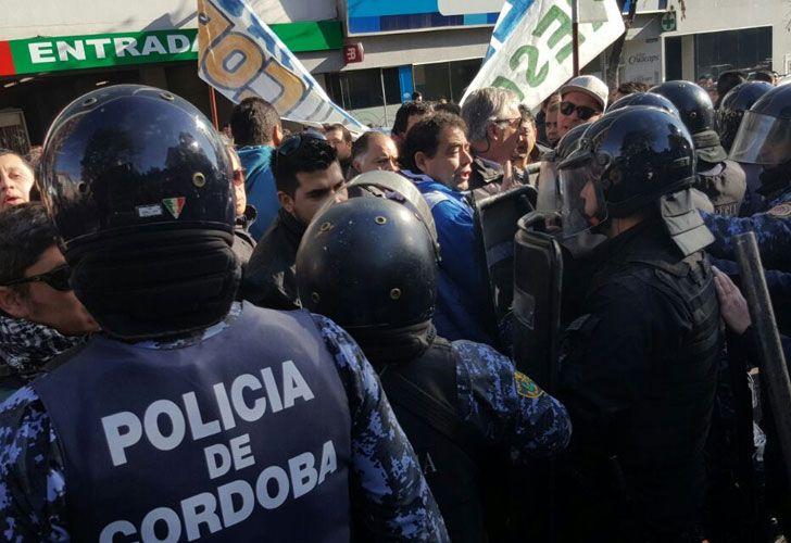 Paro de transportes en Córdoba