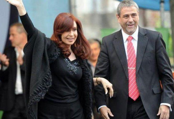 Ferraresi Cristina Kirchner
