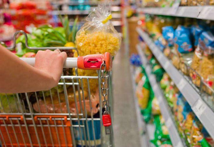 Alimentos, otra vez una de las variables que impactó en la medición oficial.
