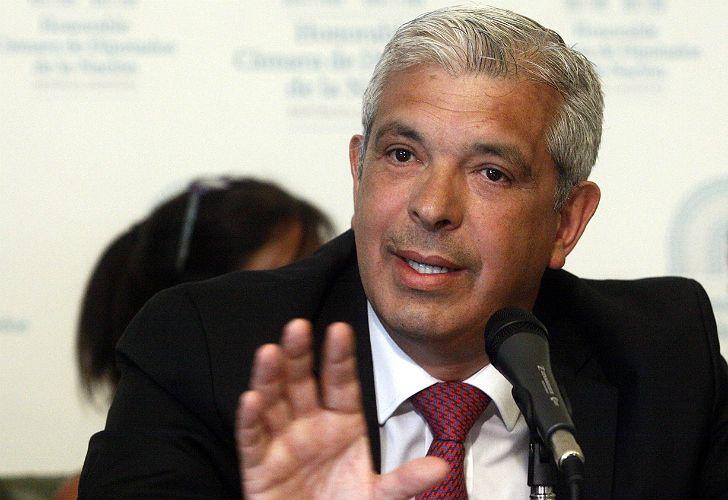Julián Domínguez, referente del peronismo.