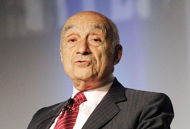 Enrique Eskenazi, factótum del Grupo Petersen.