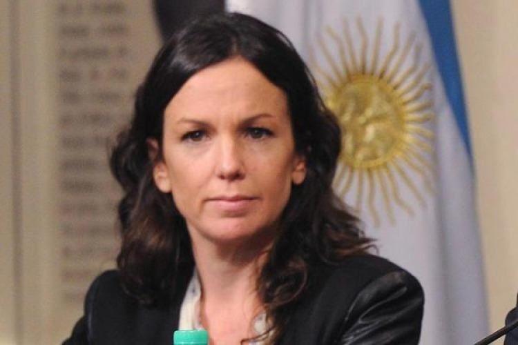La ministra de Desarrollo Social, Carolina Stanley.