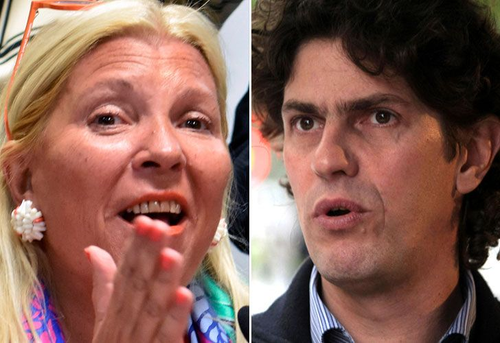 Carrio y Lousteau