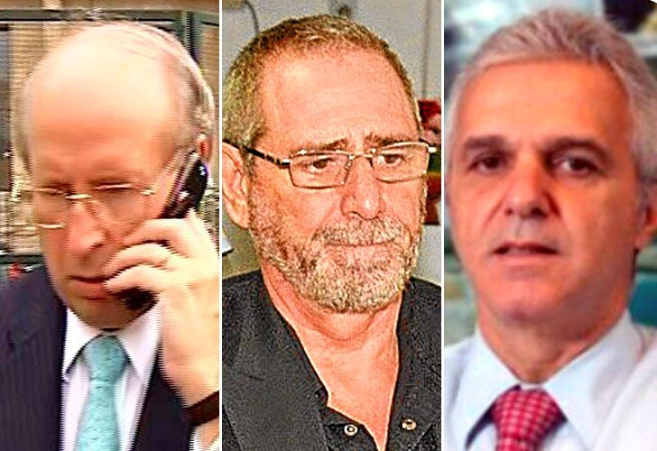 Vazquez, Jaime y Ribeiro