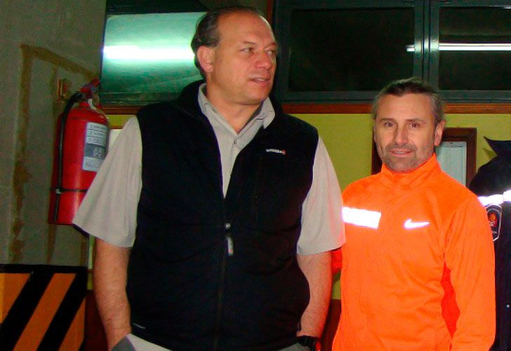 Spot de Sergio Berni y Marcos Di Palma