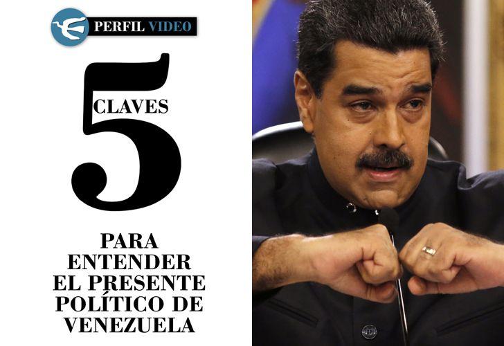 5 claves para entender el presente político de Venezuela