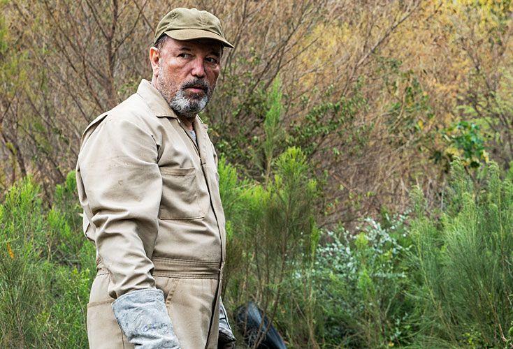 Sobreviviente. Como Daniel Zalazar, su personaje que regresa, Rubén Blades cuenta que su nieta y su hijo no lo reconocen en Fear the Walking Dead.