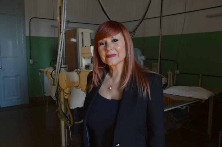 La doctora Ñañez es una de las médicas que está popularizando el uso del chio sexual en la ciudad de Córdoba.