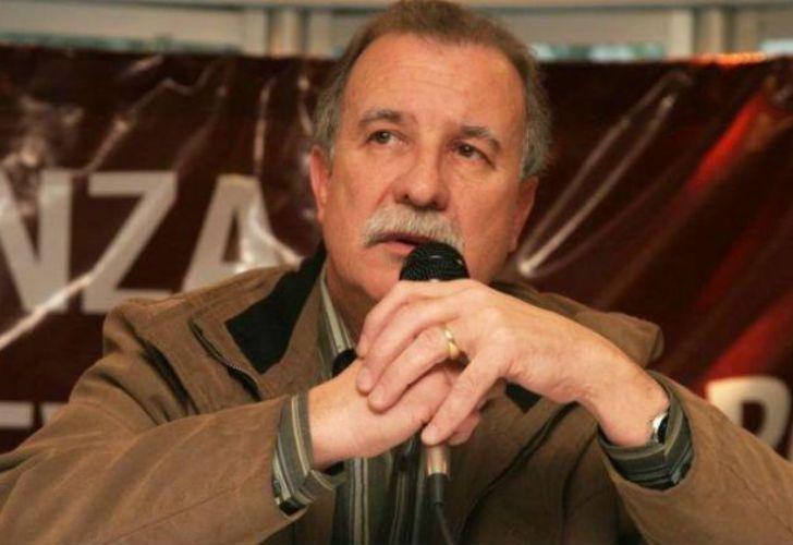 Omar Plaini acusó persecución política tras ser procesado y destituido de su gremio.