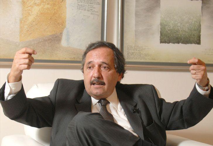 Alfonsin Rechazó la diputación