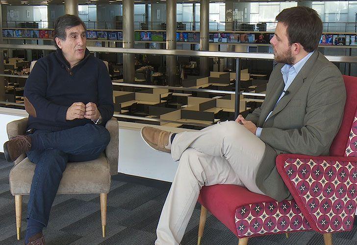 Entrevista a Federico González