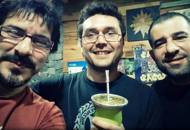 Djerfy, Carbone y Delgado, formaron una nueva banda.