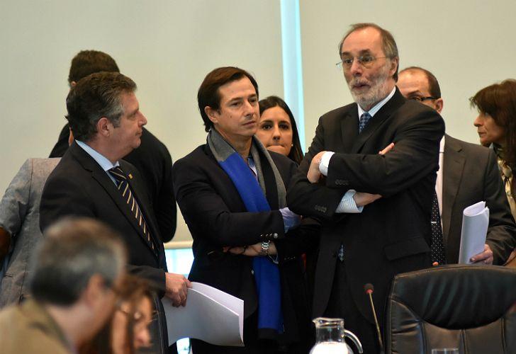 Pablo Tonelli, diputado del PRO y titular de la Comisión de Asuntos Constitucionales.