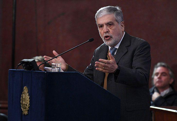 El exministro de Planificación, Julio De Vido, pide ser sometido a un juicio por jurado en la Tragedia de Once
