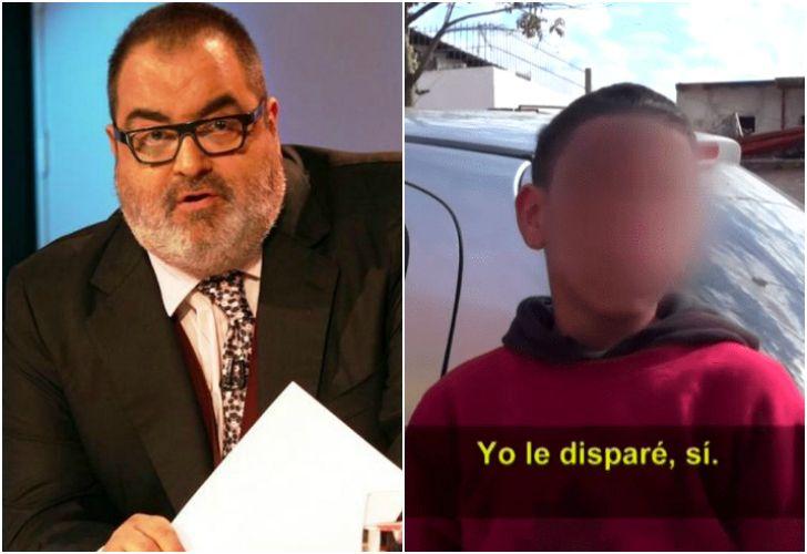 Lanata sigue recibiendo críticas y denuncias por la entrevista al Polaquito