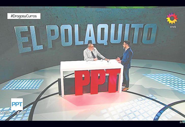 Al aire. Otra emisión controvertida del programa de Jorge Lanata por El Trece.