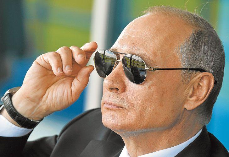 Fina estampa. Mientras la aprobación de Trump cae a mínimos históricos en Estados Unidos, Putin bate récords de popularidad.