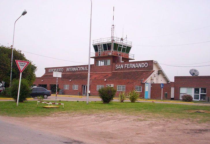 Aeropuerto de San Fernando