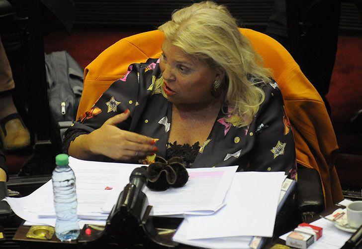 La Cámara baja debate el proyecto de Cambiemos con el que el oficialismo desaforar al exministro kirchnerista.