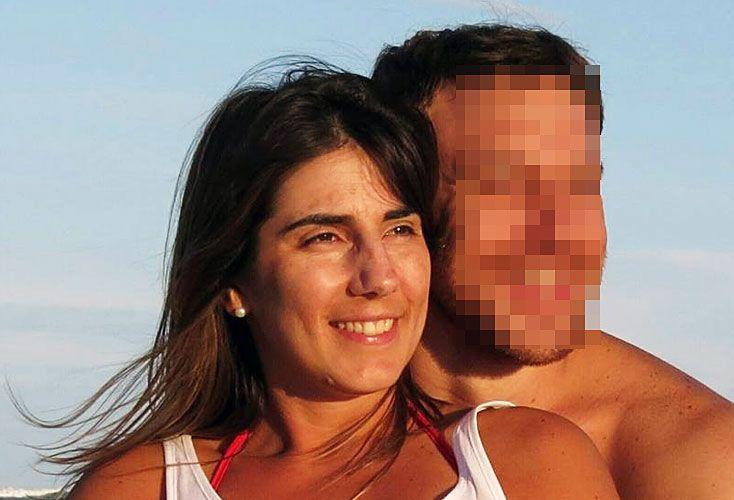 Florencia. Trabajaba en el Hospital Posadas. Su hija tenía 27 días.