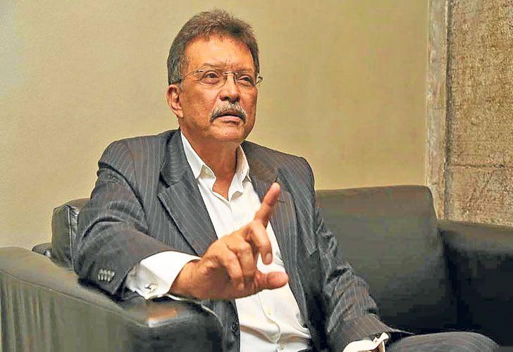 Duro. Ferrer, chavista crítico, embistió contra el gobierno.