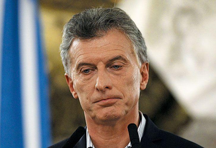 """Preocupacion. El Presidente sostiene que Cambiemos está en un """"empate técnico"""" con Cristina en la provincia de Buenos Aires."""