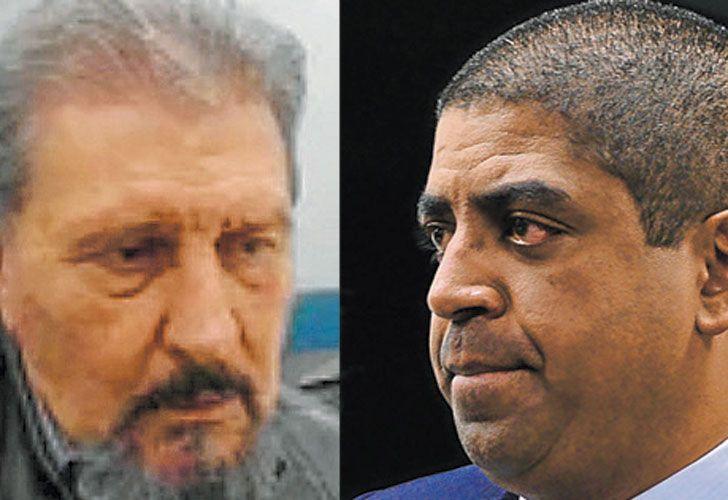 Angulo Lopez y Meirelles. Ambos repartían sobornos bajo las órdenes de Alberto Youssef.