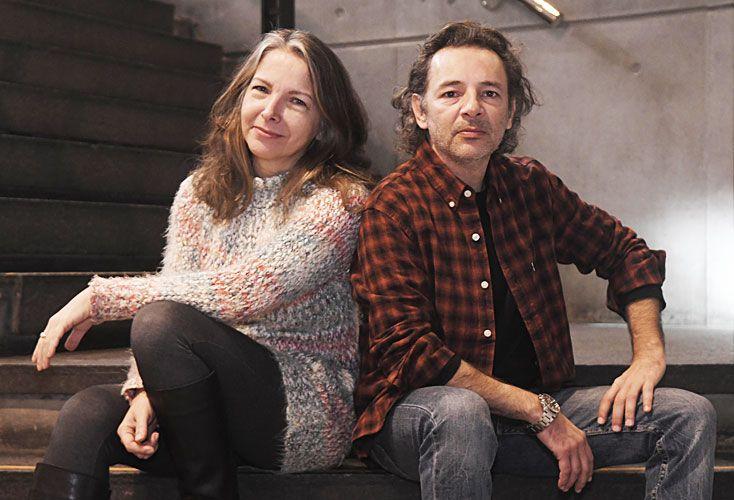 Jugados. Alejandra Darín y Fabián Vena aseguran que la puesta de esta nueva versión de Edipo dividirá las opiniones del público que la vea.