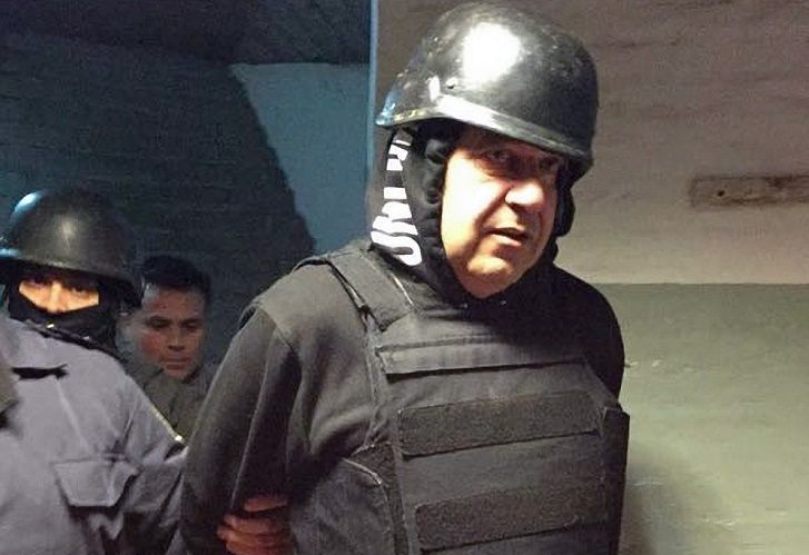 Con pedido de captura nacional e internacional desde fines de octubre del año pasado, Claudio