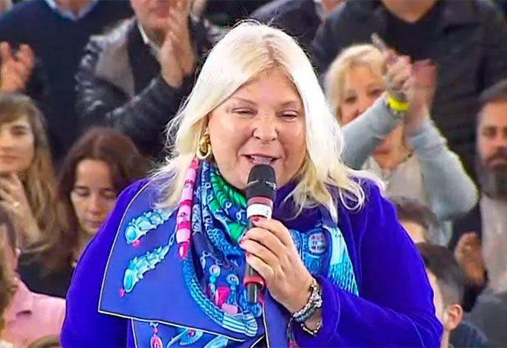 Elisa Carrio