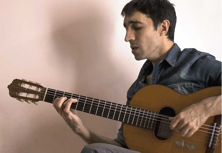 Sergio Zabala presentará su primer disco solista en Café Vinilo