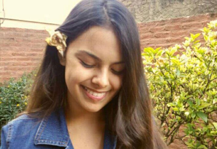 Anahí Benítez. Tenía 16 años. Asesinada en agosto.