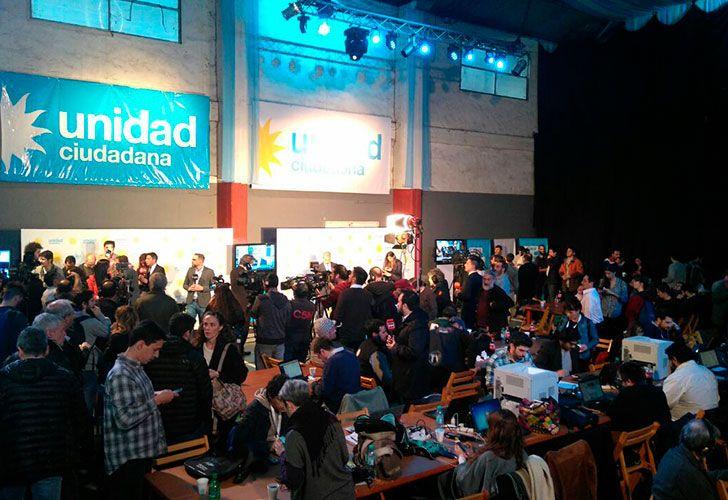 Bunker de Cristina Kirchner