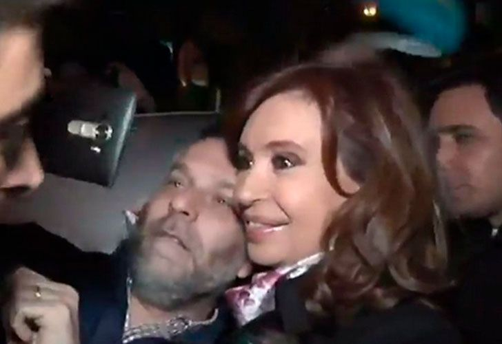 Cierre de campaña de Cristina Kirchner
