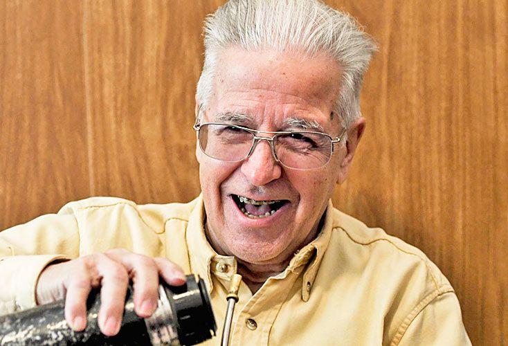 """Defensa. Rivas aseguró a los medios que la causa """"está inflada"""". Esta semana se negó a declarar."""