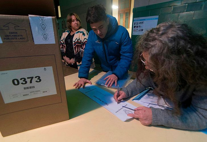 Comenzó la jornada electoral de la PASO 2017 en los centros de votación
