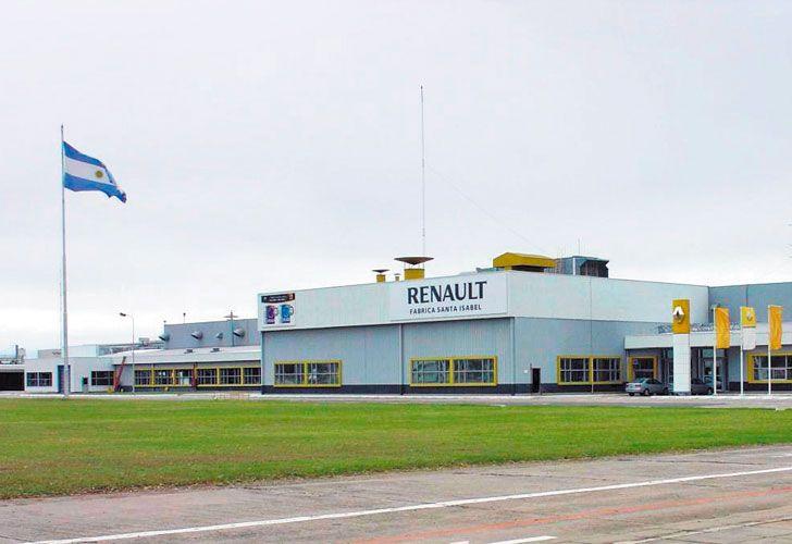 Santa Isabel. En la planta cordobesa de Renault se fabricarán los modelos de Nissan y Mercedes.