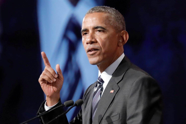 EN CORDOBA. El expresidente Obama llegará a Córdoba en octubre para participar del Congreso de Economía Verde.