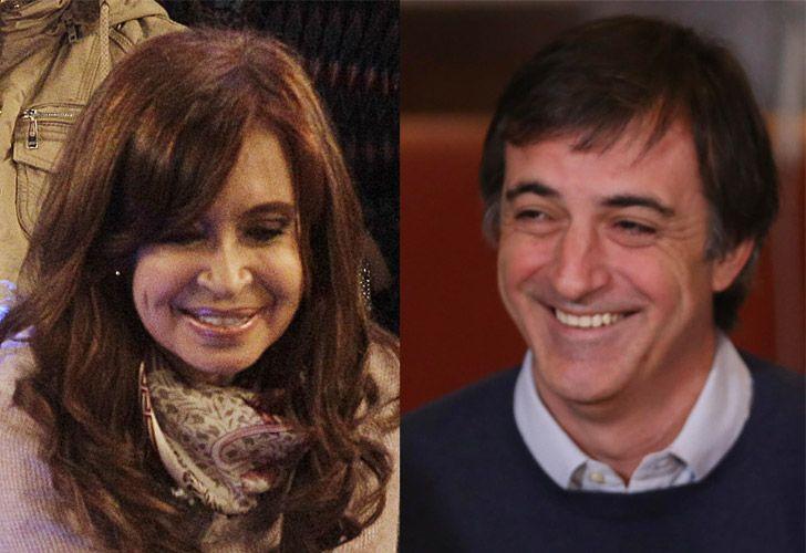 Cristina Kirchner VS Esteban Bullrich